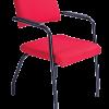 Cadeira de Aproximação 4 Pés Izzi
