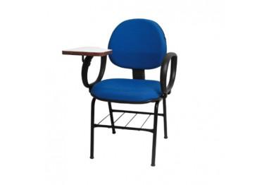 Cadeira Universitária Executiva Braço Escamoteável
