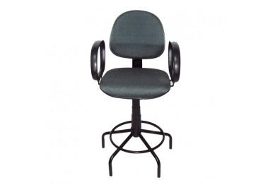 Cadeira caixa executiva com braço