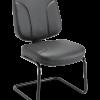 Cadeira Operativa Estofada Diretor Aproximação S