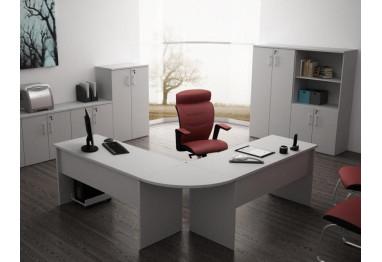 Mesa em L Operacional